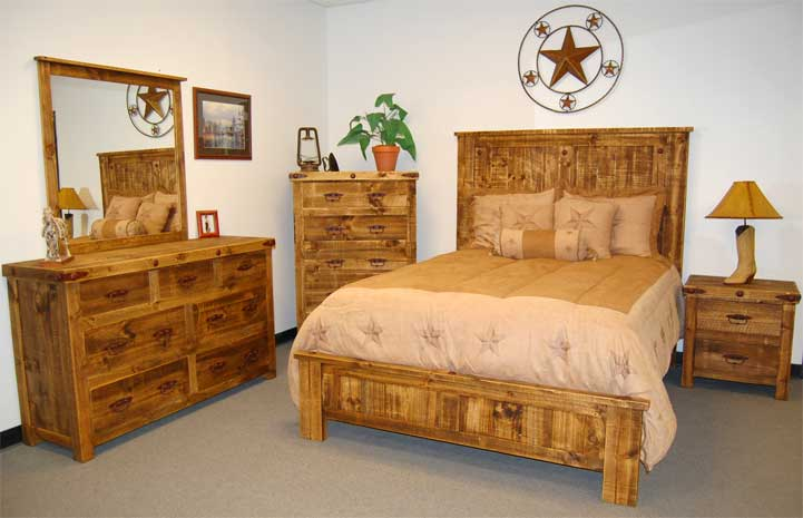 Rustic Heritage Furniture Mexican And Texas Style Home