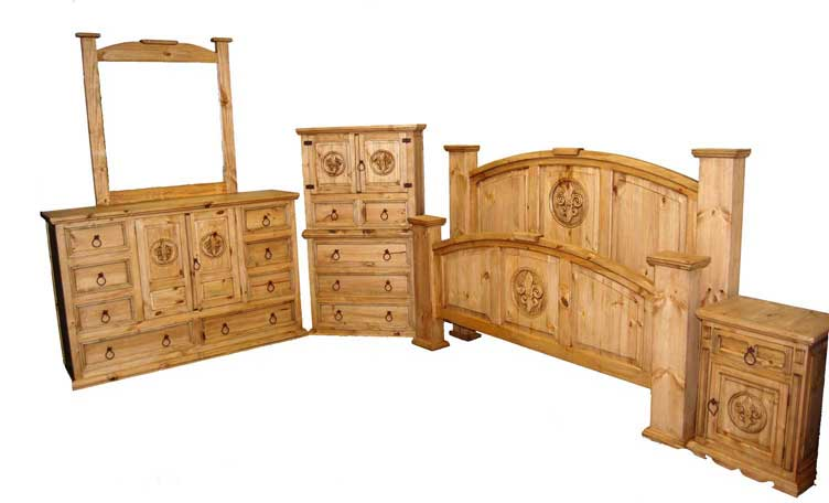Rustic Heritage Furniture | Mexican And Texas Style Home And Office  Furniture