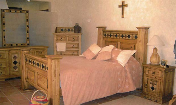 Rustic Heritage Furniture Mexican And Texas Style Rustic Furniture Bedroom Sets