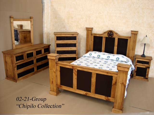 chiplo bedroom set