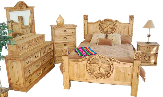 Bon Rustic Heritage Furniture | Mexican And Texas Style Home Furniture |  Bedroom Sets