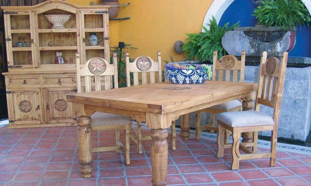 Rustic Heritage Furniture