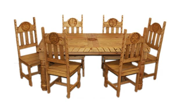 Rustic Heritage Furniture Mexican And Texas Style Home And Office Furniture